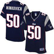 Pro Line Women's New England Patriots Rob Ninkovich Team Color Jersey (small)