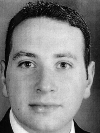 Joseph G. Visciano- 22, was a trader at Keefe, Bruyette & Woods at the WTC. He was the godfather to his three year old nephew. He was a center on the Monsignor Farrell High School football team. He was  huge sports fan, rooting for the Jets. #Project2996 see more at: http://www.silive.com/september-11/index.ssf/2010/09/joseph_visciano_22_was_budding.html