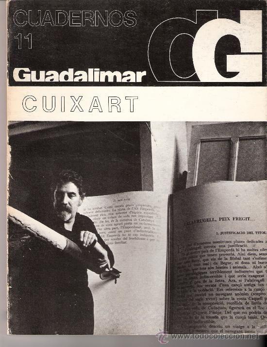 Cuixart, Modesto, 1925-2007 TÍTULO Modest Cuixart / [director, Miguel Fernandez-Brasso ; colaboran, Juan Eduardo Cirlot... [et al.] [Marid] : Rayuela, [1979]