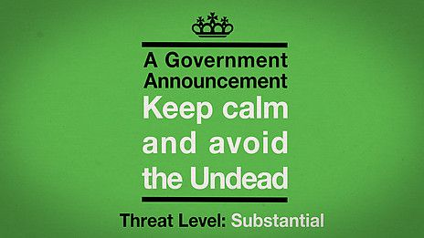 Undead survival guide (in the flesh BBC 3)