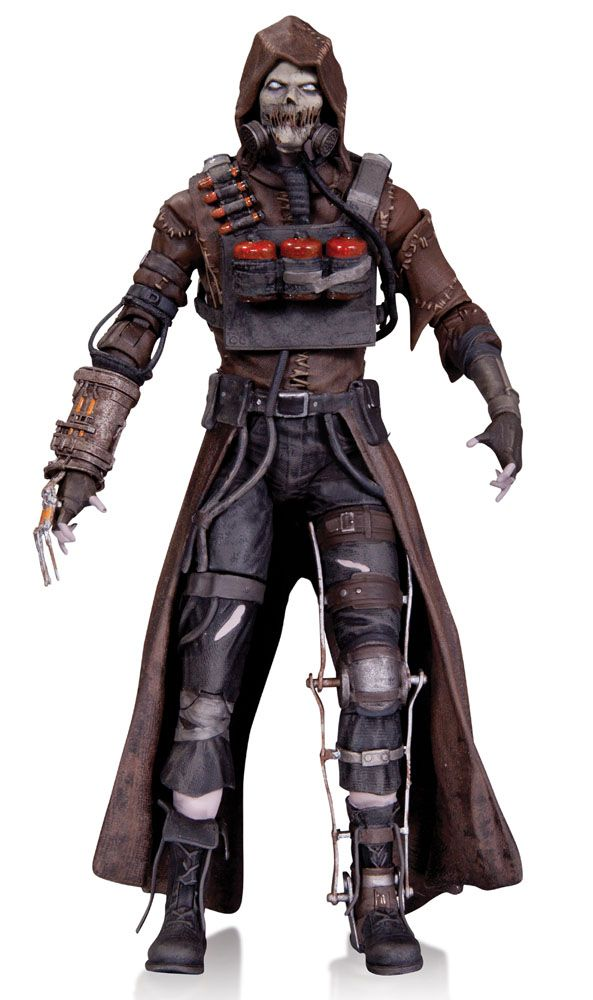 Figures Comics / Movies : Batman Arkham Knight Action Figure The Scarecrow 17 cm ( DC Collectibles )