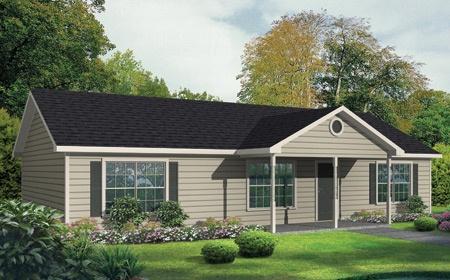 Brookwood floor plan by united bilt homes home floor for Brookwood home builders