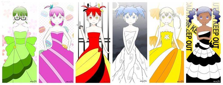 Kuroko no Basuke - generation of miracle - female