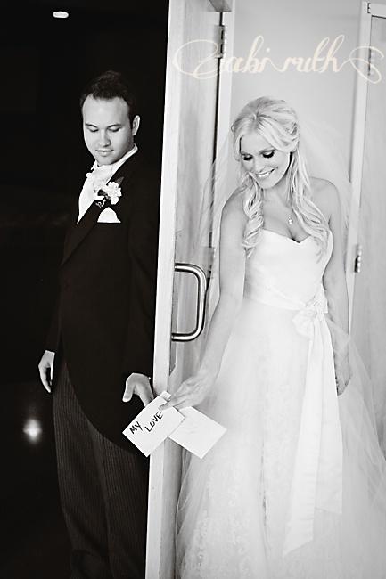 pre-wedding letter exchange - featured wedding ~ jeremy & kelsey » Abi Ruth