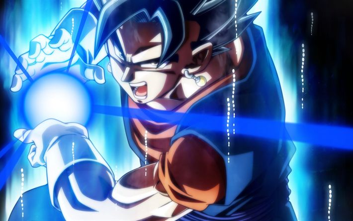 Download wallpapers Dragon Ball, japonese manga, characters, DBS, Dragon Ball Super