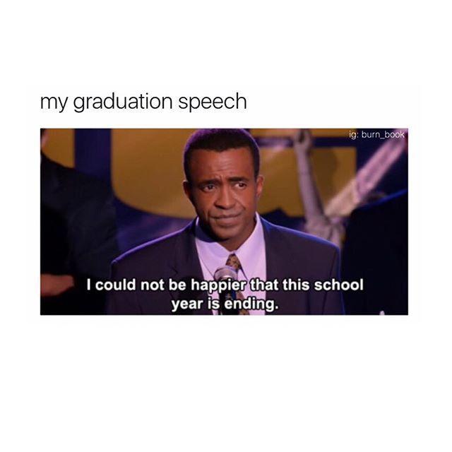 final graduation speech Autistic teen gets standing ovation for graduation speech  this line earned him  second — but not final — round of applause all jokes aside.