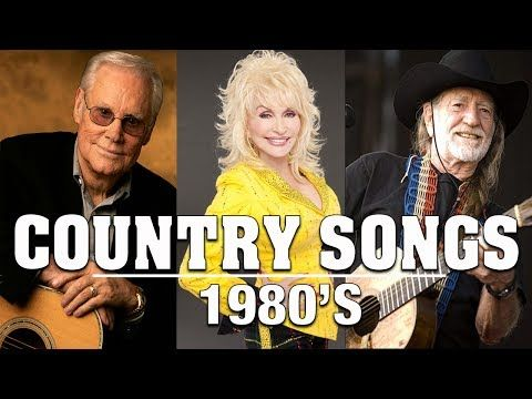 Best Classic Country Songs Of 80s -  Top 100 Country Songs Of 1980s -  Greatest 80s Country Songs - YouTube