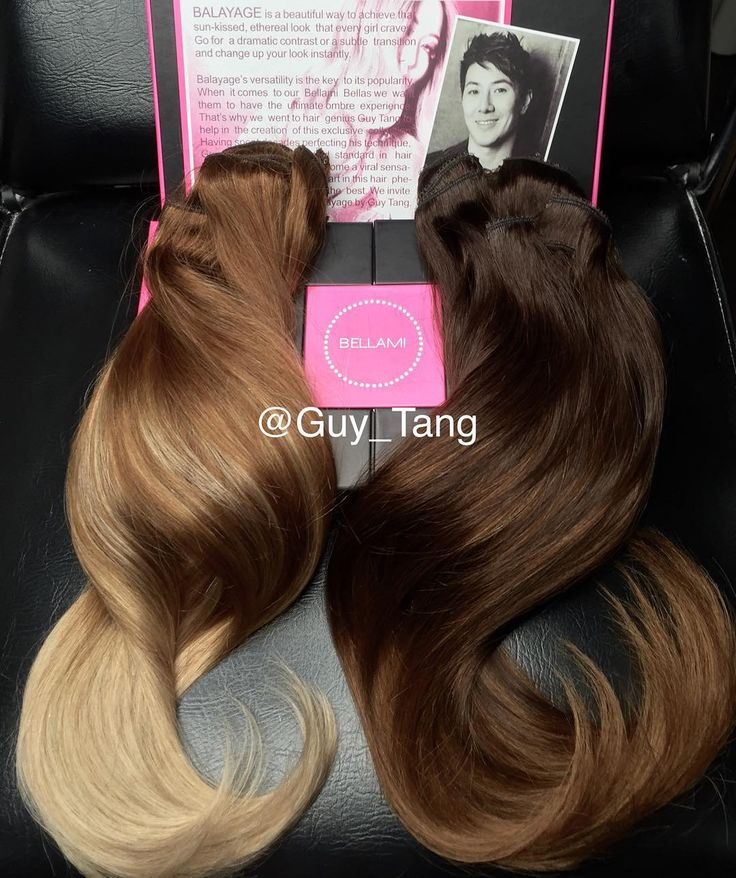 21 best hair extensions images on pinterest hair extensions hello my hairbesties super excited to finally add 2 new shade options to the guy tang guy tang balayage clip in hair extensions line in shade and in both pmusecretfo Images