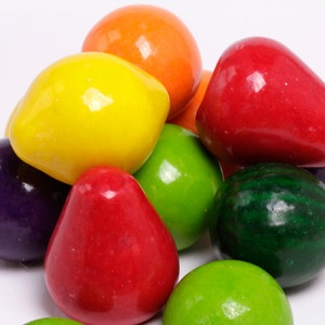 Colossal Fruit Shaped Gumballs now featured on Fab.