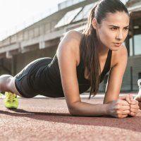 Défi planche: des abdos en béton en 30 jours seulement