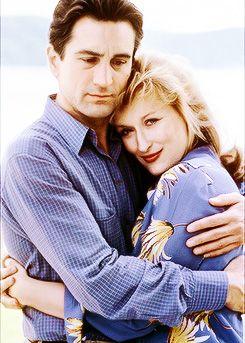 Falling in Love Robert 1984 Robert DeNiro Meryl Streep ~ Second of three films starring Meryl Streep and 'Robert de Niro'. The first was The Deer Hunter (1978) and the third was Marvin's Room (1996). (IMDB)