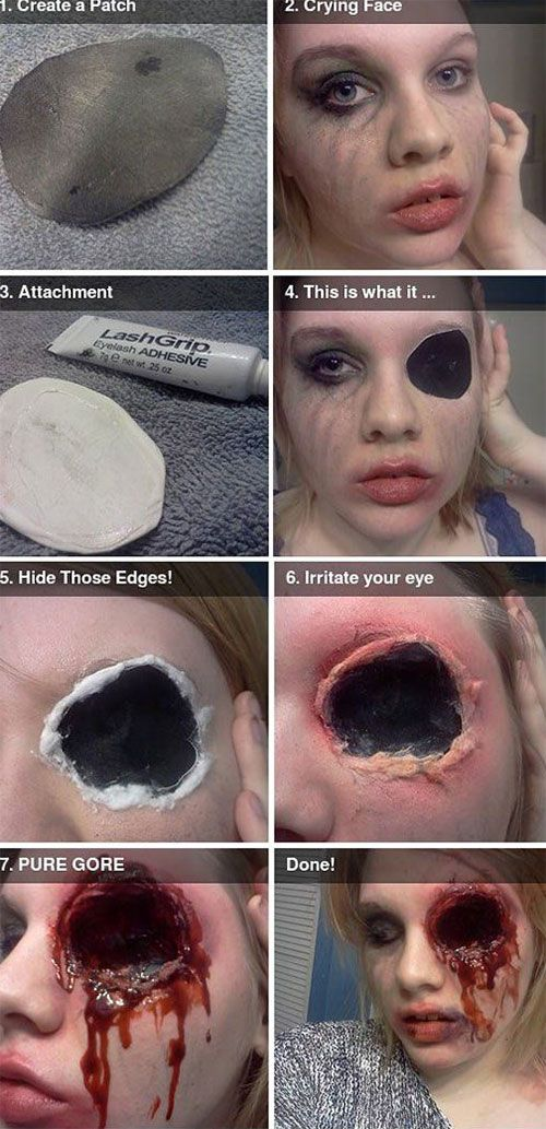 1. Created 2014 2. Special effects for eye injury tutorial 3. http://www.pinterest.com/offsite/?token=691-604&url=http%3A%2F%2Fgirlshue.com%2Famazing-yet-scary-halloween-make-up-tutorials-2013-2014%2F&pin=19351473374825745 4. age unknown