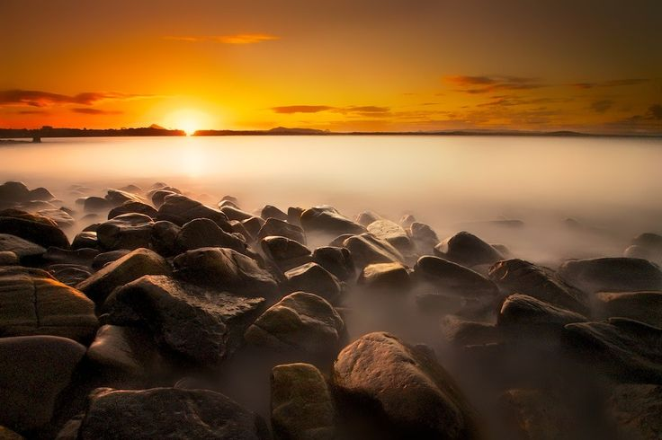 Photograph Little Cove by Nash DiDi on 500px  35s iso 200 f8
