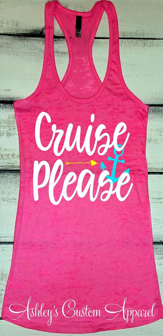 Cruise Shirts For Women Girls Trip Shirts Funny Cruise Shirts Family Vacation Shirts Lets Get Ship Faced Cruise Please Cruise Tank Tops