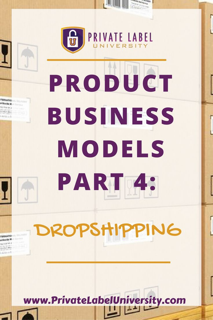 """You sell it, we ship it"" is the heartbeat of dropshipping. I mean, come on. That's a preeeetty sweet deal. Most of the time, you won't ever have to tape a box, print a shipping label, or even lay eyes on your inventory! More info..."