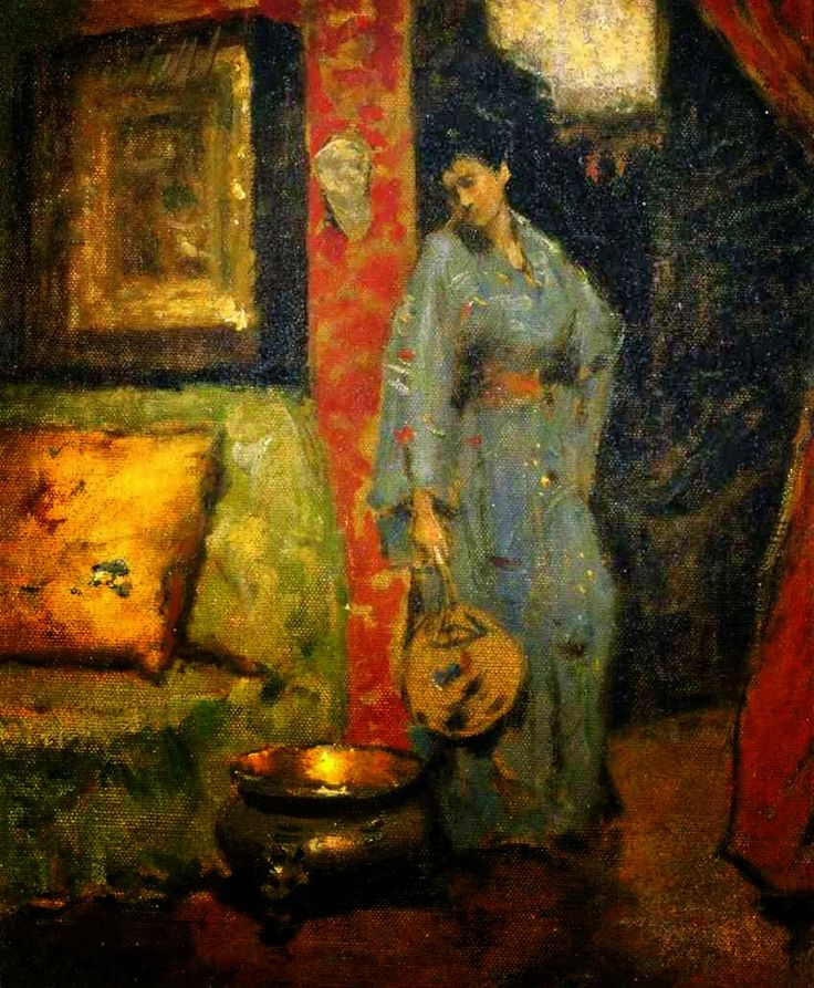 Olga Boznanska | Impressionist painter | Tutt'Art@ | Pittura * Scultura * Poesia * Musica |