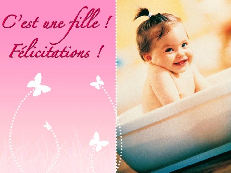 Vous êtes à la recherche d'une idée pour féliciter de manière original de jeunes parents ? N'attendez plus, c'est par là ! http://www.starbox.com/carte-virtuelle/carte-naissance/carte-naissance-fille