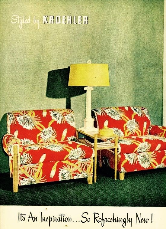 Modern Furniture Ads 88 best vintage furniture ads images on pinterest | vintage ads