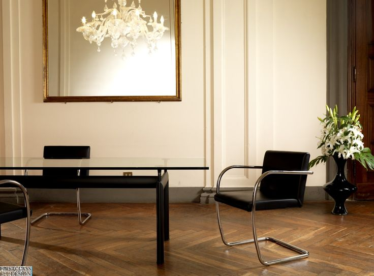 Tubular Chair Brno von Mies van der Rohe