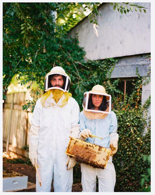 Kinfolk Honey Harvest