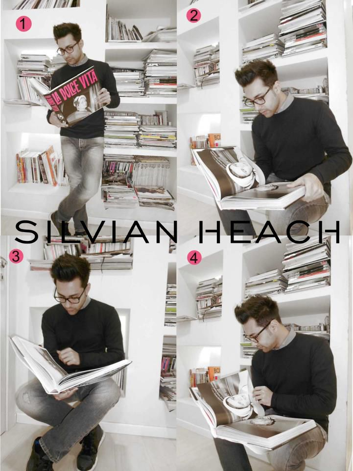 STYLE RESEARCH #fashiondesignersdepartment #insidesilvianheach #staywithus