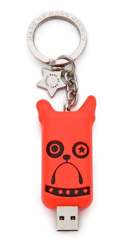 Marc by Marc Jacobs Pickles USB Keychain, WANT