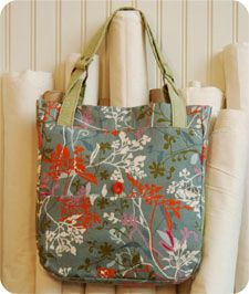A Day in the Park Backpack Tote