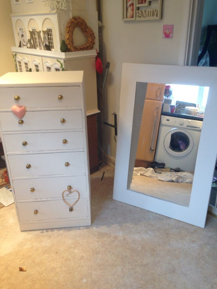 Shabby chic done for a friend