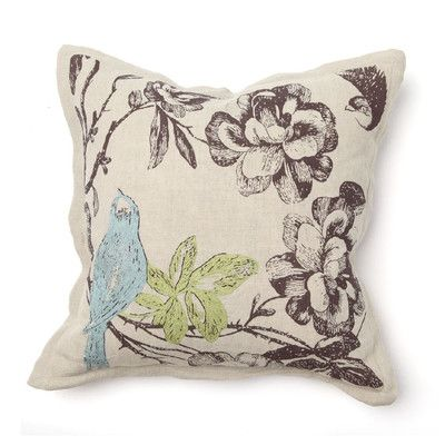Villa Home Provence Azura Pillow | AllModern