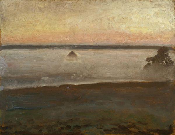 Mgły poranne - Józef Chełmoński
