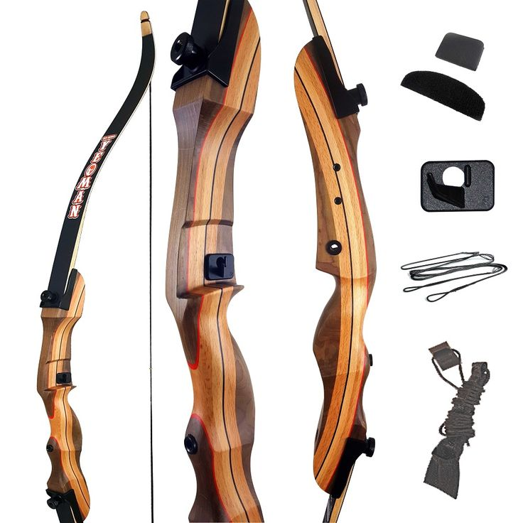 Old World Yeoman Traditional Takedown Recurve Bow Beginner Kit [Yeoman] - $124.95 : Old World Archery is your one stop shop for all your traditional archery needs!, Your Traditional Archery Resource!