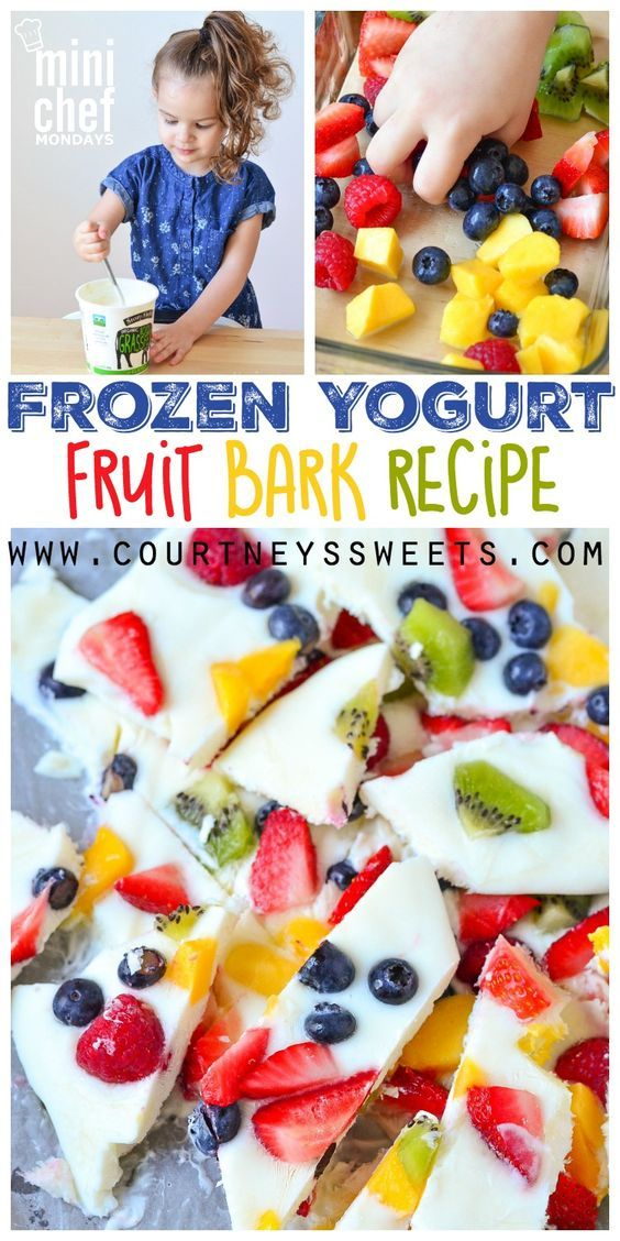 A little Greek yogurt goes a long way in these adorable FroYo bites. Try these healthy frozen yogurt treats for a refreshing and cooling dessert that's good for you.