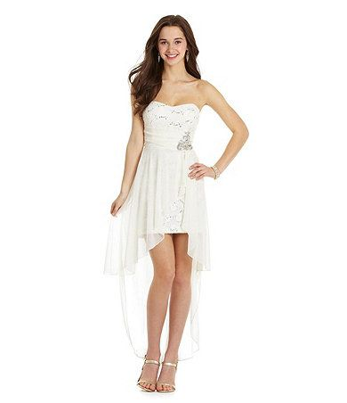 High Low Formal Dresses At Dillards Fashion Dresses
