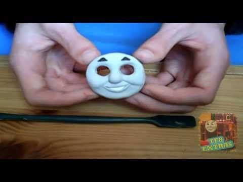 how to make a happy face thomas  http://www.youtube.com/watch?v=Mofged_yOxE