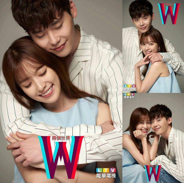 Hasil gambar untuk 2 world drama korea