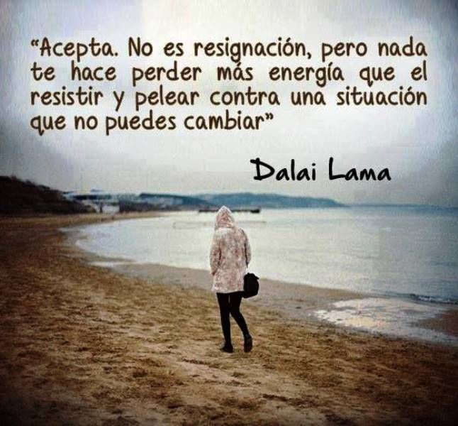 Acepta... Dalai Lama*