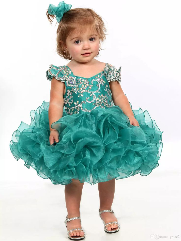 Toddler Glitz Pageant Dresses 2017 with Beaded V Neck And Tutu Skirt Orange Girls Christmas Dresses Dear Baby Cupcake Dress Infant Pageant Dresses Little Girls Pageant Dresses Baby Pageant Dresses Online with $124.58/Piece on Grace2's Store | DHgate.com