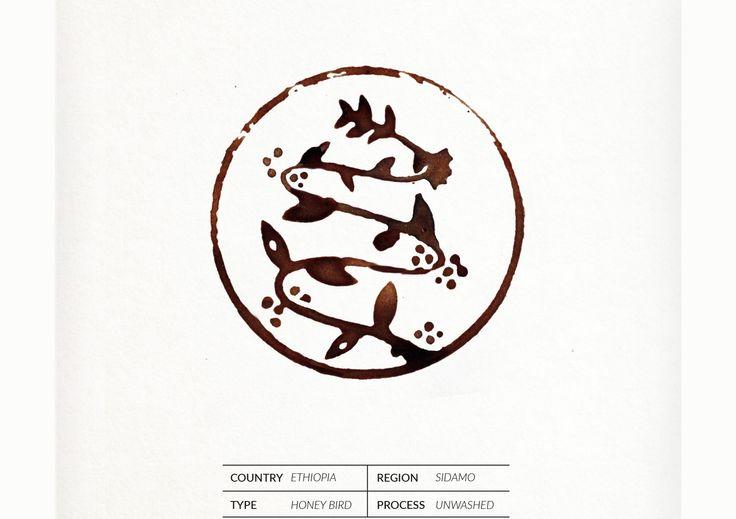"""Popatrz na mój projekt w @Behance: """"Coffee branding & packaging"""" https://www.behance.net/gallery/48446579/Coffee-branding-packaging"""