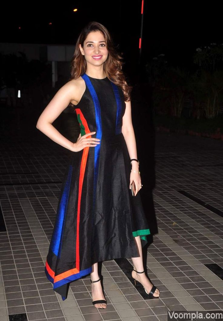 Tamannaah Bhatia's elegant look. Click Here >> Voompla.com