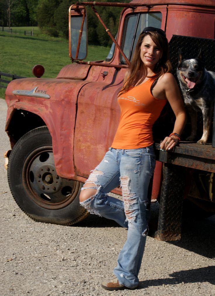 Pin on Girls Loves Truck