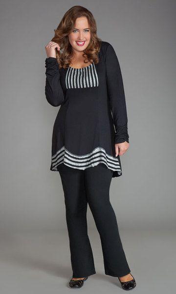 ANNABELLE TUNIC / MiB Plus Size Fashion for Women / Fall Fashion
