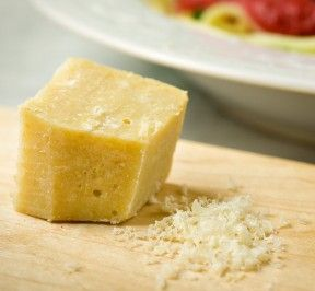 Vegan Parmesan Cheese. Ladies and gentlemen you can grate it, slice it, or cut into chunks. It is dairy-free and fabulicious! Instead of milk, it uses coconut, lemon, nutritional yeast, and Vitamin C crystals for a delicate aged, sharp flavor. This Paleo cheese tastes, slices and grates beautifully, just like authentic Parmigiano Reggiano.