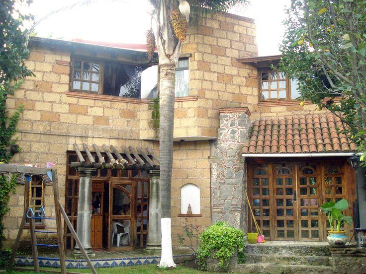 Puertas De Baño Feel:casa-estilo-colonial-mexicano_8203jpg (900×675)