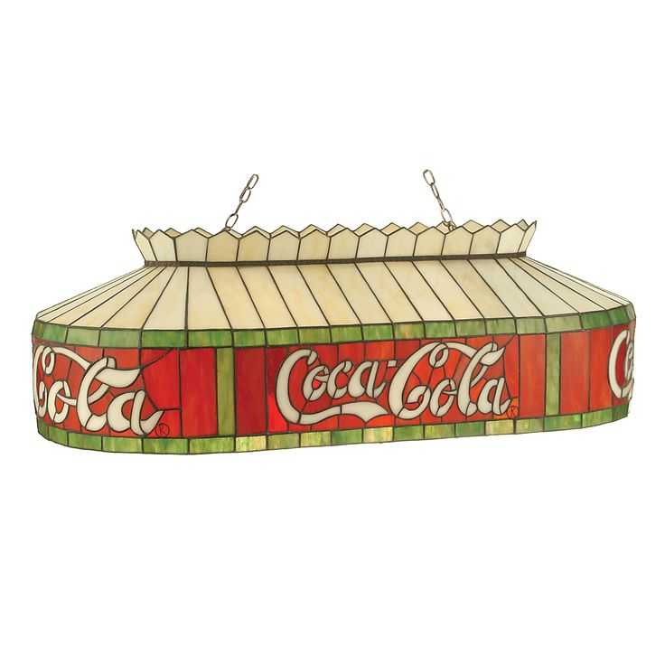 Wonderful Cheap Pool Table Light Fixtures | ... Tiffany 6 Light CocaCola Billiard  Pool Table