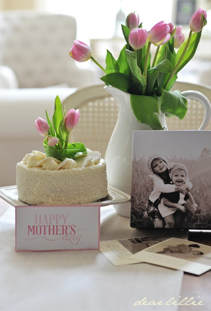 An Thoughtful Mothers Day Project for less than $10 by Dear Lillie
