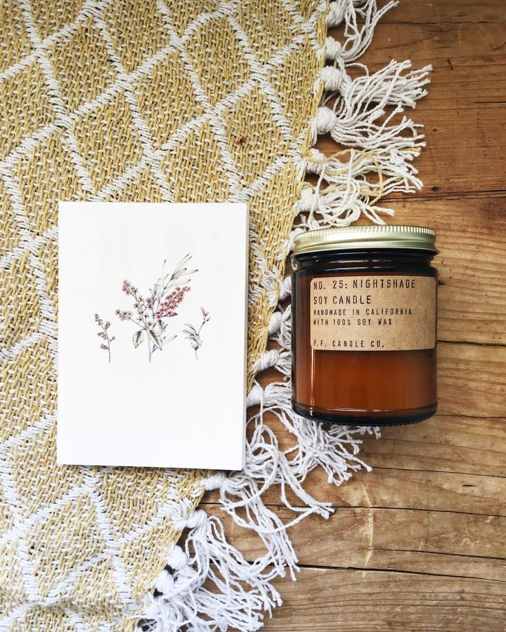 """35 Likes, 4 Comments - Honey Pot Homewares (@honeypot.home) on Instagram: """"Finally got my hands on a @pfcandleco candle! Also in love with this @typoflora notebook """""""