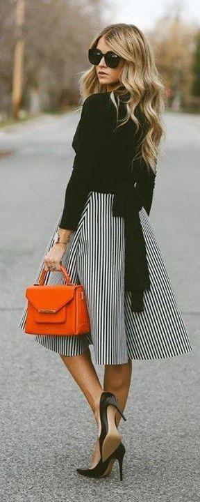 Quem aqui usaria ? Complete seu look com saias de qualidade http://imaginariodamulher.com.br/look/?go=2gv0bUx