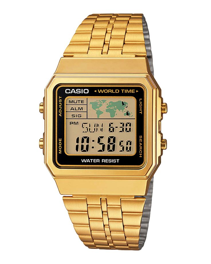 Ρολόι CASIO Collection Digital Ladies A-500WEGA-1EF