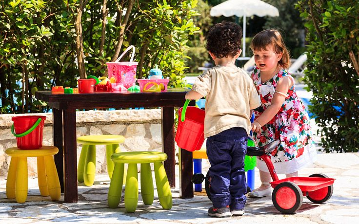 Mousses Crèche & Children's Club, Lefkada, Greece #Lefkada #Greece #travel