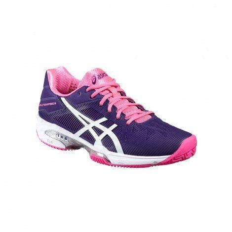 @asicseurope Gel-Solution Speed 3 Clay #tennisschoenen dames